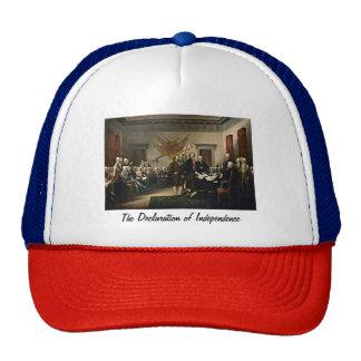 Declaración de Independencia 1776 Gorro