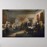 Declaración de Independencia - 1819 Posters