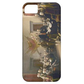 Declaración de Independencia de Juan Trumbull 1819 iPhone 5 Case-Mate Funda