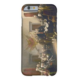 Declaración de Independencia de Juan Trumbull 1819 Funda De iPhone 6 Slim