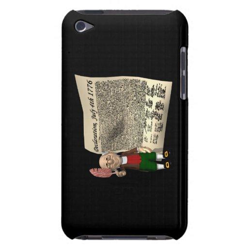 Declaración de Independencia iPod Case-Mate Carcasa
