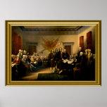 Declaración de Independencia Impresiones