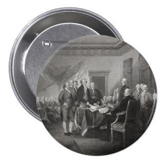 Declaración de Independencia Pin