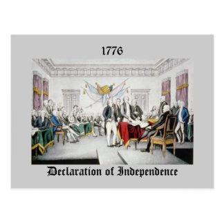 Declaración de Independencia Postales