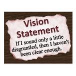 Declaración de Vision Postales
