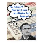 declaraciones de impuestos que apestan postal