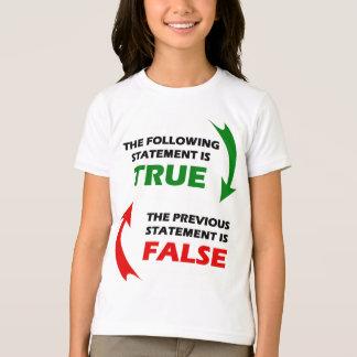 Declaraciones verdaderas y falsas playeras