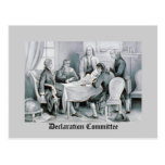 Declaration Committee Postcard