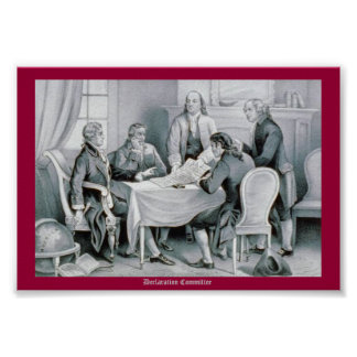 Declaration Committee Posters