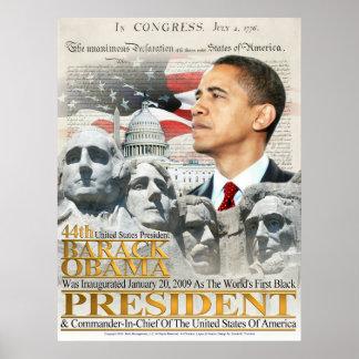 Declaration of Change - Poster