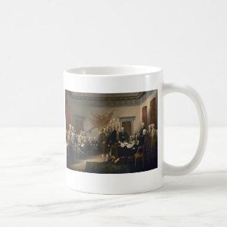 Declaration of Independence - 1819 Mug