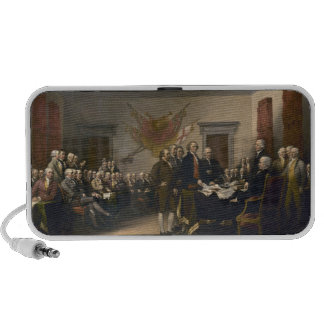 Declaration of Independence - 1819 Travelling Speakers