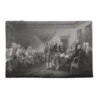 Declaration of Independence Travel Accessories Bag