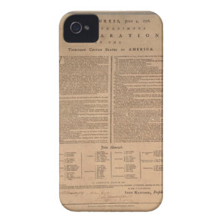 Declaration of Independence Blackberry Bold Case