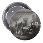 Declaration of Independence Button
