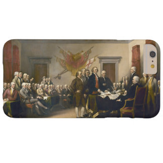 Declaration of Independence by John Trumbull 1819 Barely There iPhone 6 Plus Case