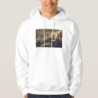 Declaration of Independence by John Trumbull 1819 Hoodie