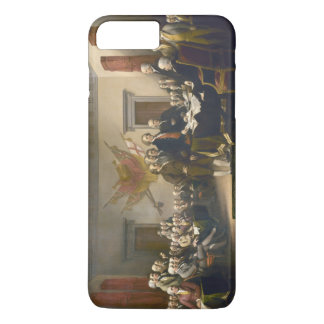 Declaration of Independence by John Trumbull 1819 iPhone 8 Plus/7 Plus Case