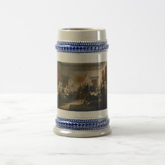 Declaration of Independence by John Trumbull 1819 Coffee Mug