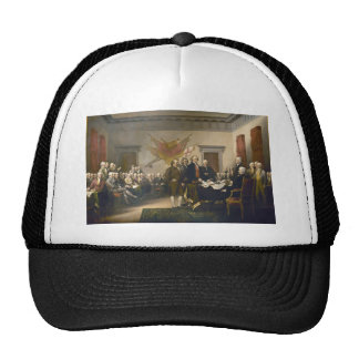Declaration of Independence by John Trumbull 1819 Trucker Hat