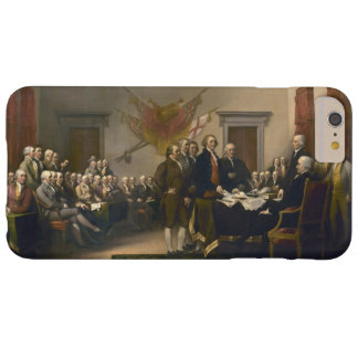 Declaration of Independence by John Trumbull Barely There iPhone 6 Plus Case