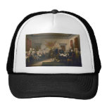 Declaration of Independence by John Trumbull Mesh Hat