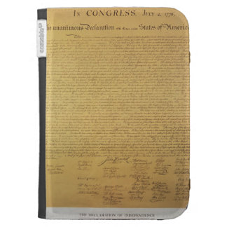 Declaration of Independence Kindle 3G Covers