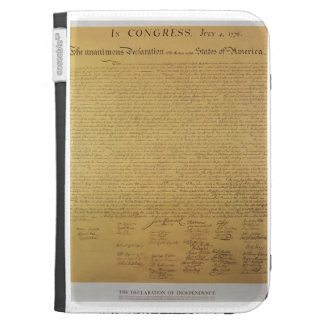 Declaration of Independence Kindle Cover