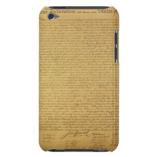 Declaration of Independence Barely There iPod Cover