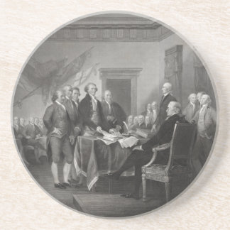 Declaration of Independence Coaster