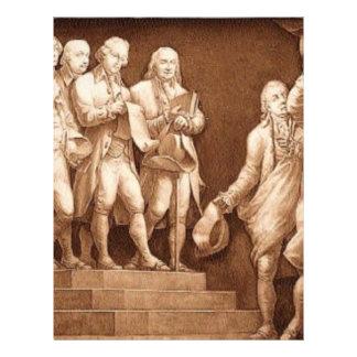 Declaration of Independence Flyer