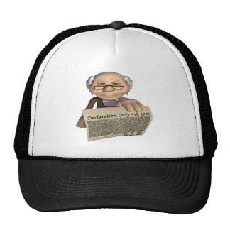 Declaration Of Independence Hat