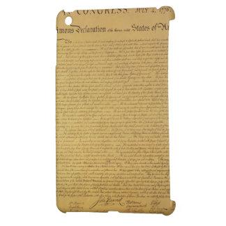 Declaration of Independence iPad Mini Cases