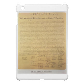 Declaration of Independence iPad Mini Covers
