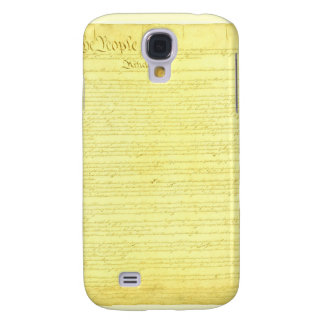 Declaration of Independence iPhone 3G Case Galaxy S4 Cases