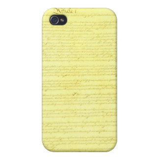 Declaration of Independence iPhone 4 Case