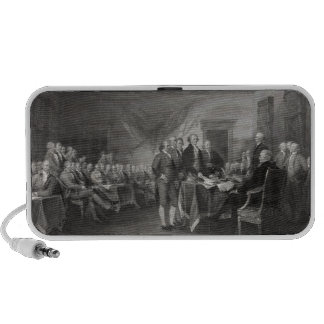 Declaration of Independence iPod Speakers