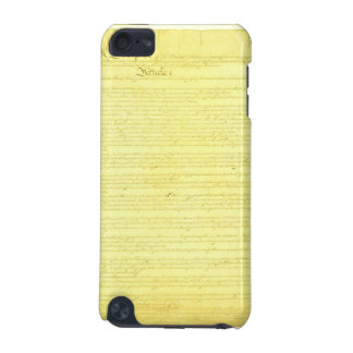 Declaration of Independence iTouch Case iPod Touch (5th Generation) Case