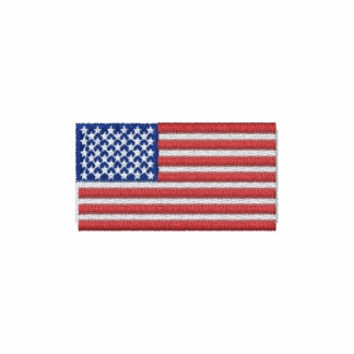 Declaration of Independence Patriotic Embroidered Sweatshirts