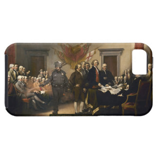 Declaration of Independence Pepper Spray iPhone SE/5/5s Case