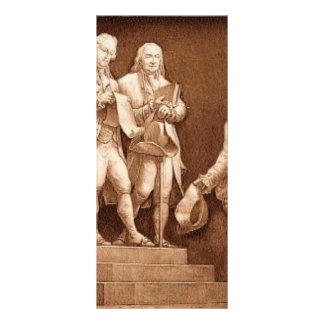 Declaration of Independence Custom Rack Card