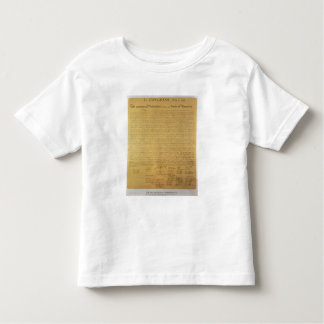 Declaration of Independence Shirts