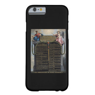 Declaration of the Rights of Man and Citizen Barely There iPhone 6 Case
