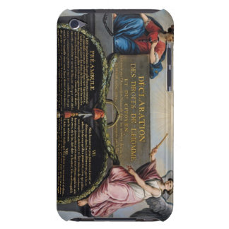 Declaration of the Rights of Man and Citizen Barely There iPod Cover