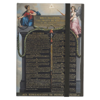 Declaration of the Rights of Man and Citizen Cover For iPad Air