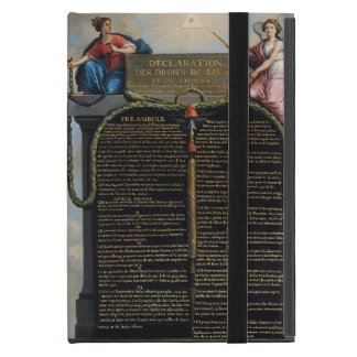 Declaration of the Rights of Man and Citizen iPad Mini Case