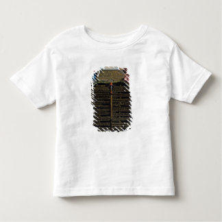 Declaration of the Rights of Man and Citizen Toddler T-shirt