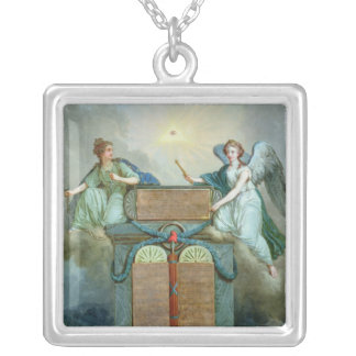 Declaration of the Rights of Man and the Citizen Personalized Necklace