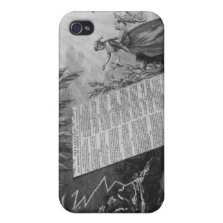 Declaration of the Rights of Man iPhone 4/4S Case