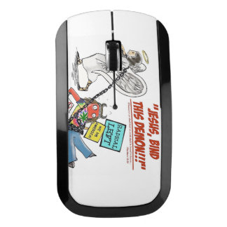 Declare Spiritual Warfare! Wireless Mouse